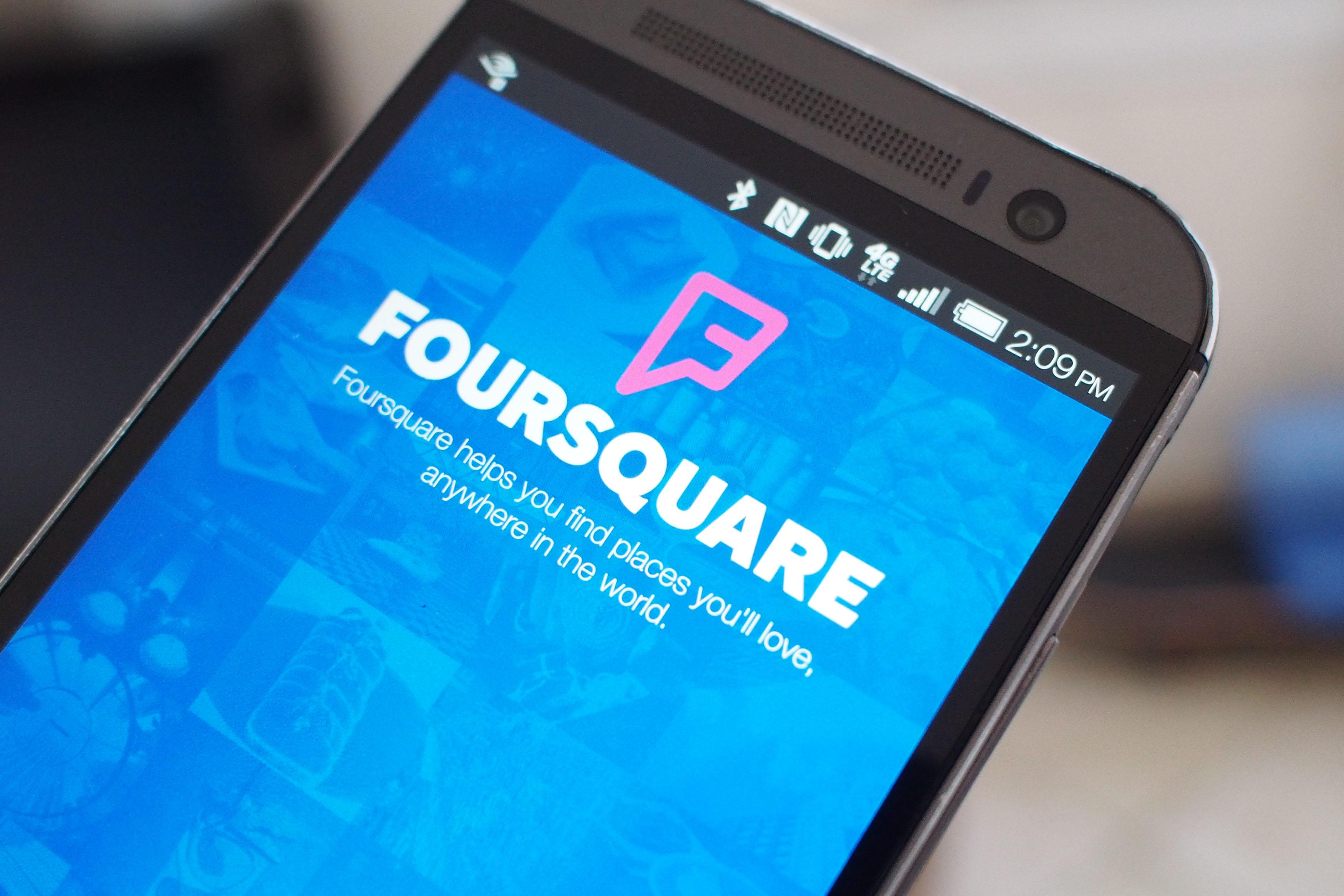 Foursquare para promover tu Negocio