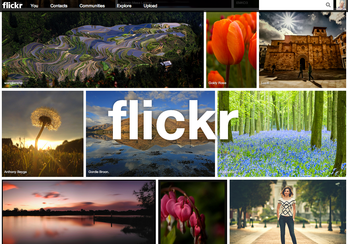 Cheat Sheet: Flickr for Marketing and PR