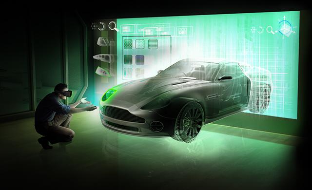 Ya viene la realidad virtual en los videojuegos
