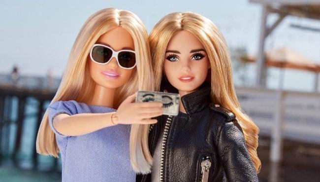 Barbie la nueva influencer