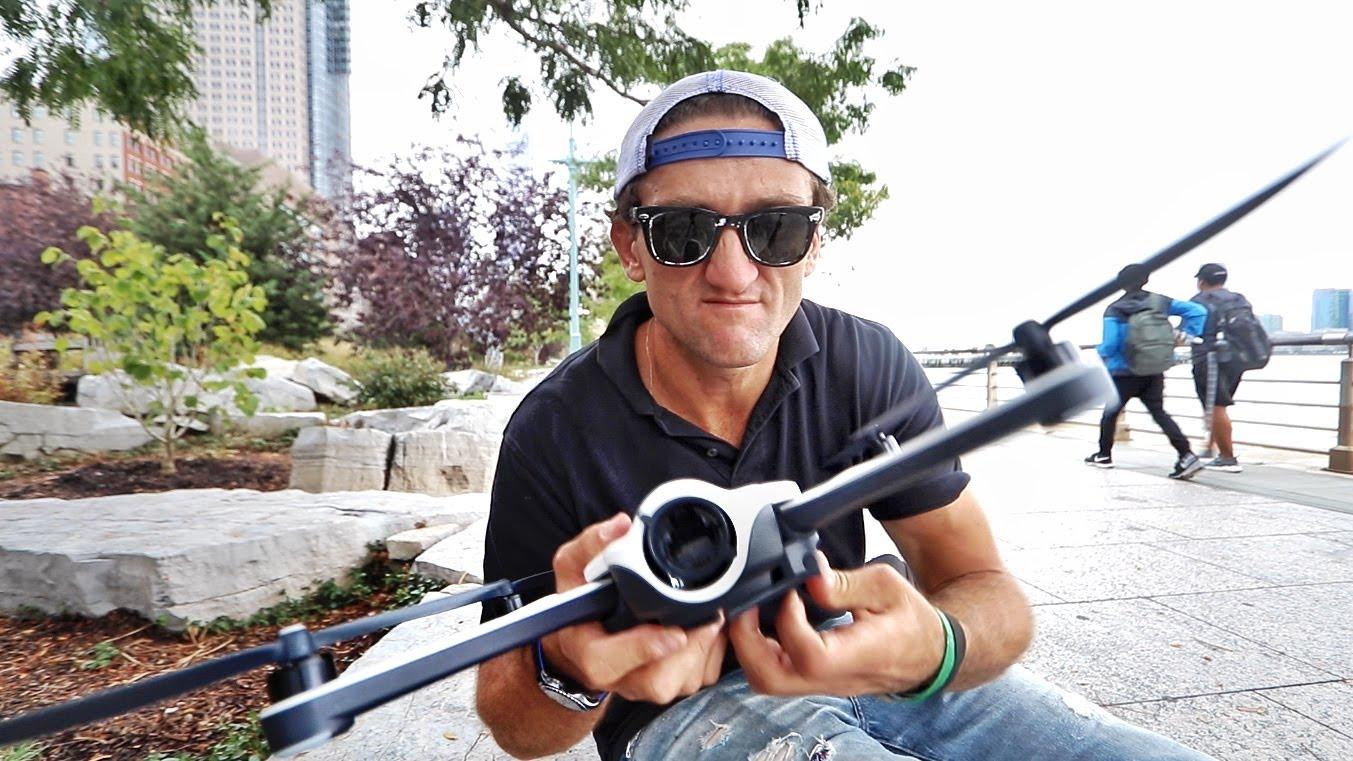 GoPro Drone Influencer