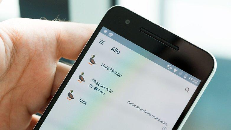 ¿Será Google Allo la alternativa a WhatsApp?