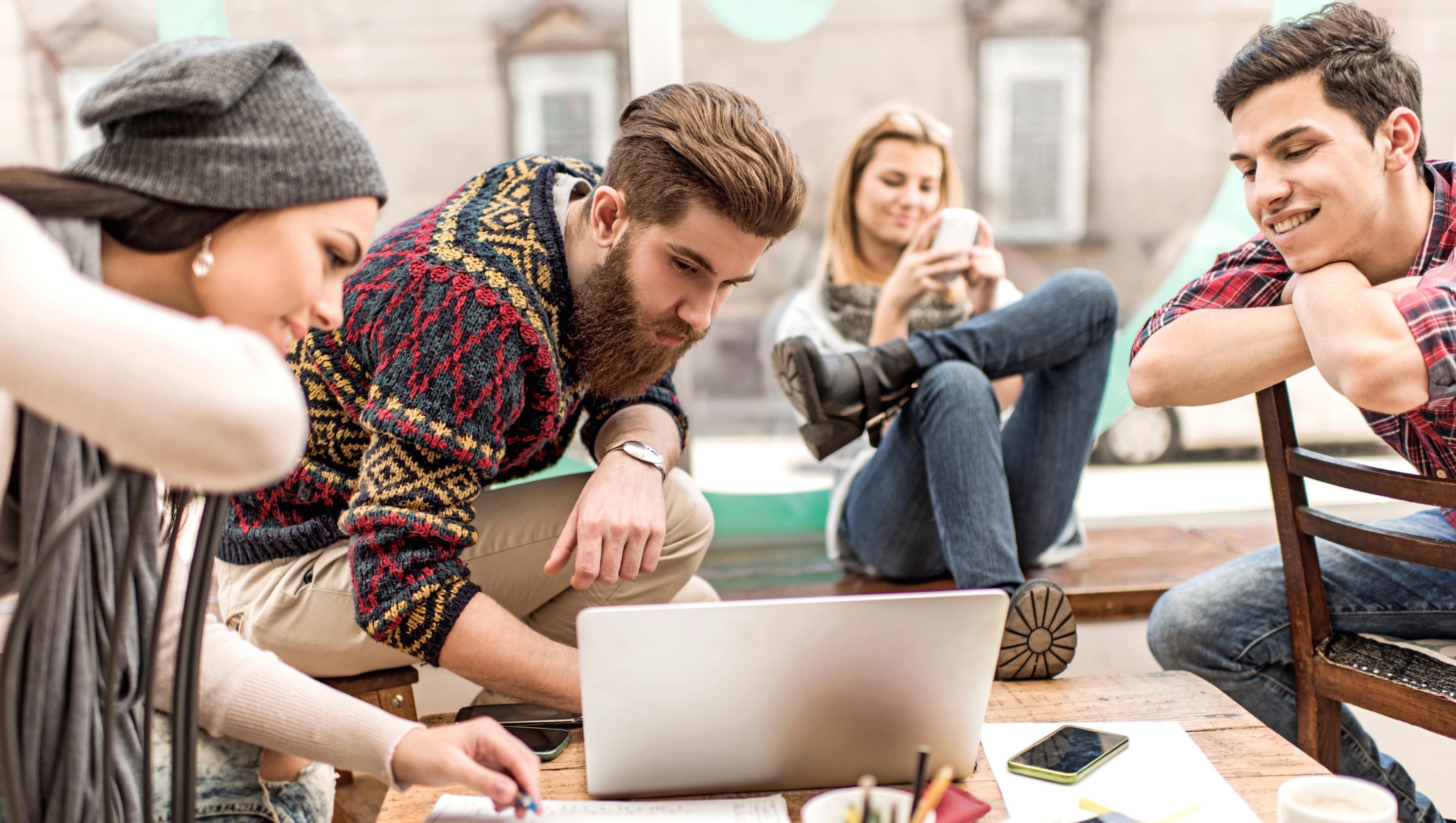 10 datos clave sobre los millennials (Infografía)
