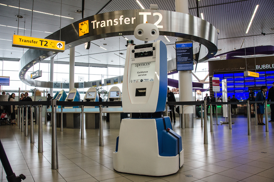 KLM utiliza Inteligencia Artificial y sigue ofreciendo un servicio con un toque muy humano