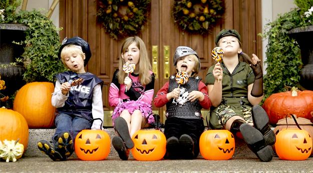 Estos son los dulces favoritos para Halloween