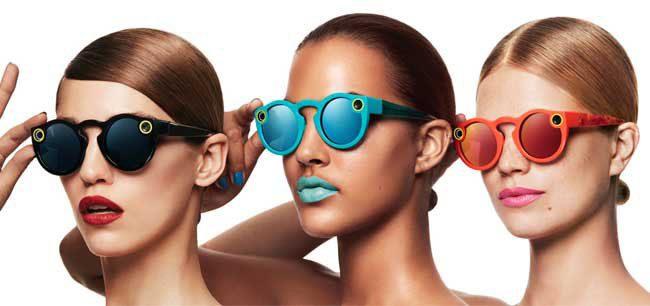 Spectacles el nuevo producto de Snap Inc
