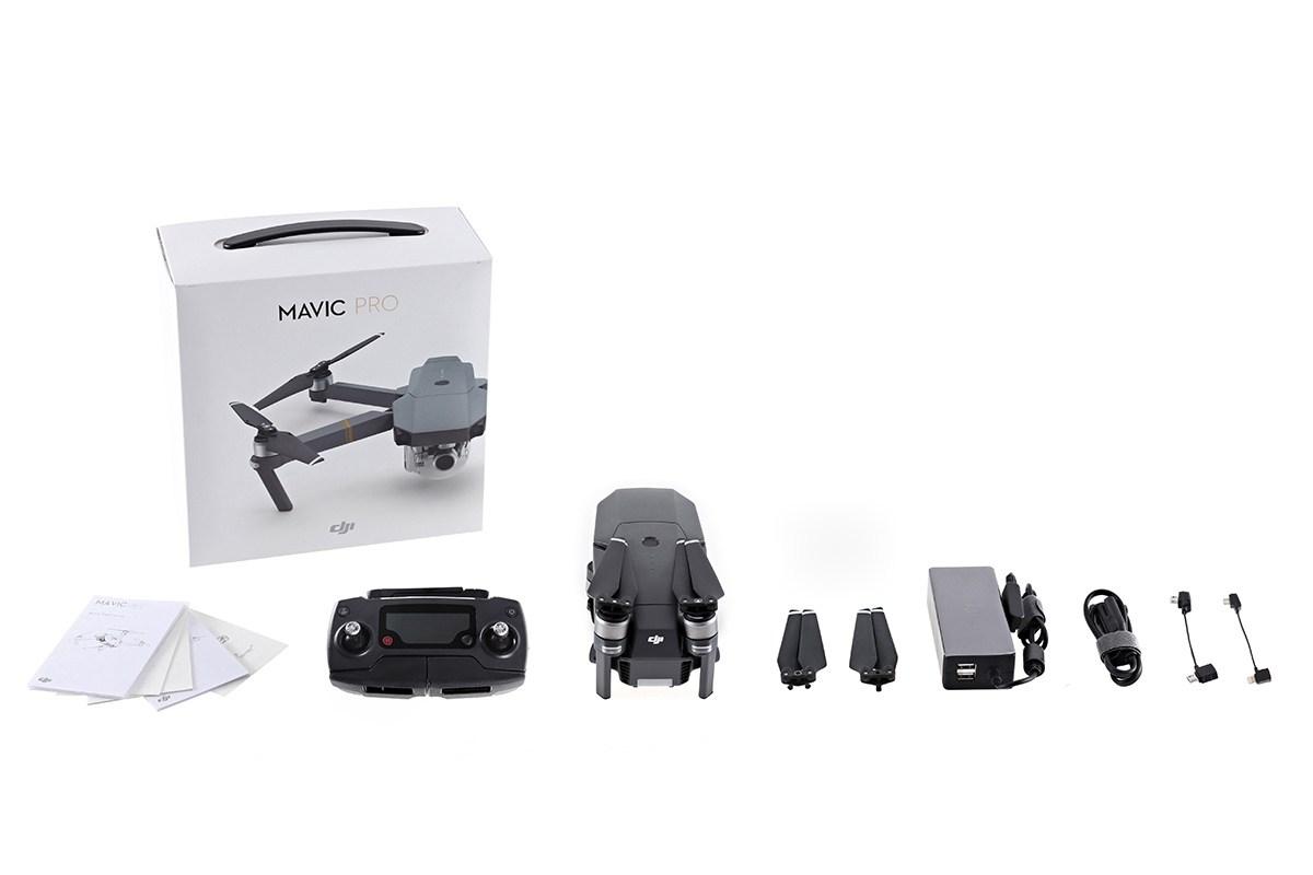 Mavic Pro es el drone más potente y portátil del mercado