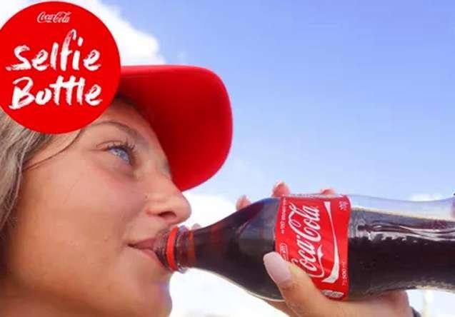 Coca-Cola amplia su gama de productos con una botella diferente
