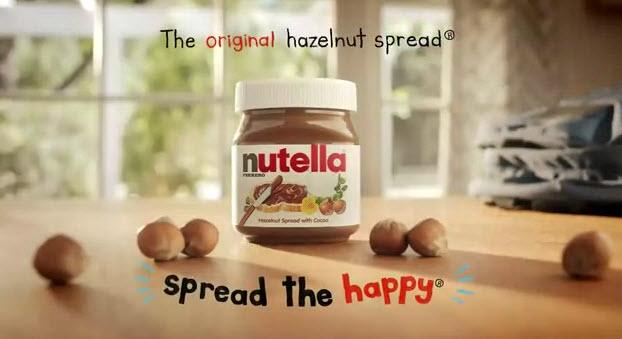 Lo que busca Nutella con su serie de branded content