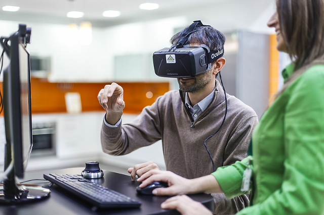 La realidad virtual como área marketera