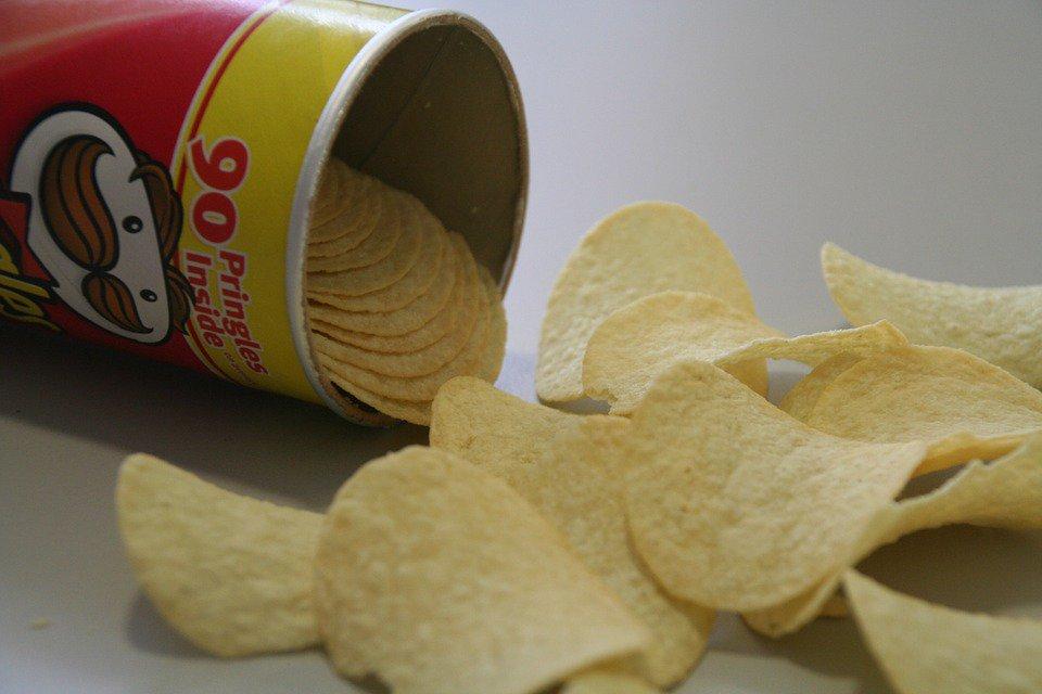 La campaña de Pringles que se esta haciendo viral en estos momentos