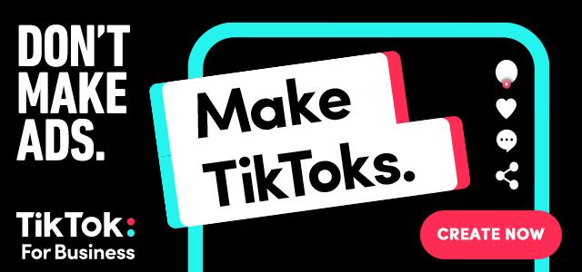 TikTok para negocios: la nueva plataforma con herramientas para anunciar tu marca